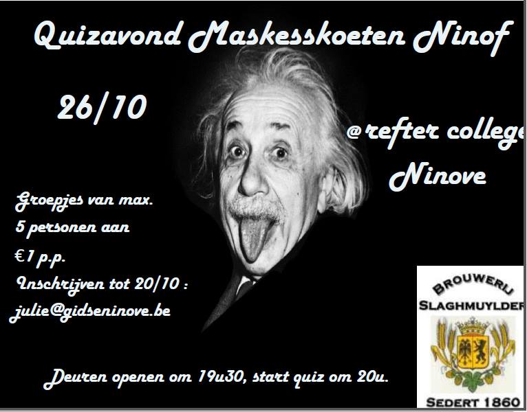 09-25 Quizavond Maskesskoeten Ninof