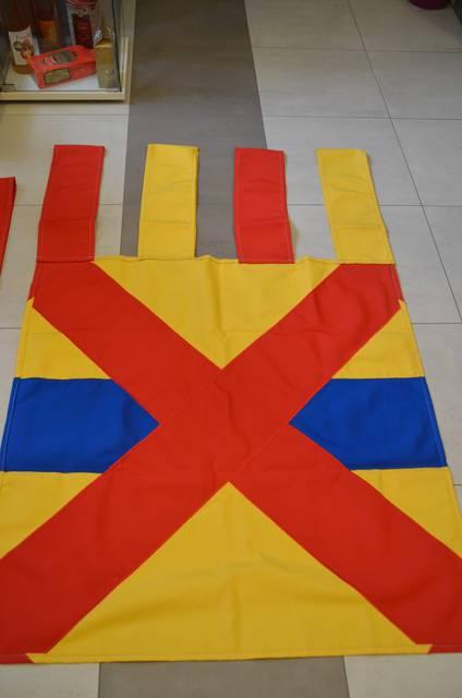 Nieuwe vlaggen Grimbergen