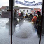 protest brandweer denderleeuw 66