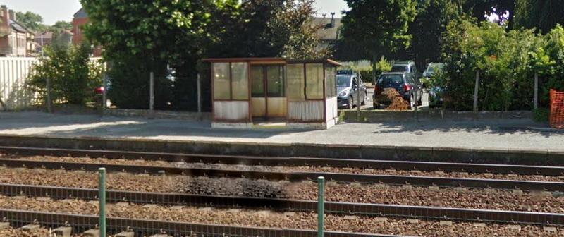 Werken station erembodegem