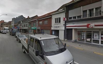 A Nieuwstraat Google Maps