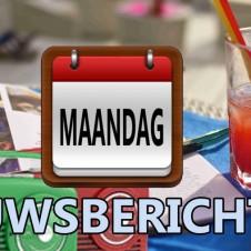 Radionieuws MAANDAG